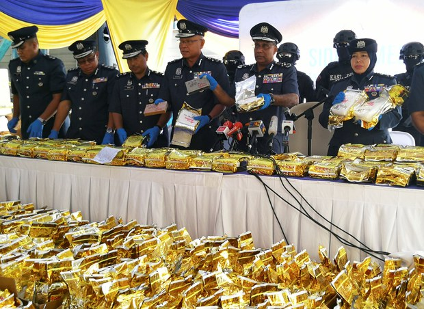 Thriving Synthetic-Drug Trade Threatens Governance in SE Asia