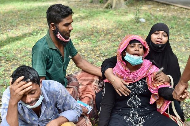 More Than a Dozen Children Feared Dead in Factory Fire near Dhaka