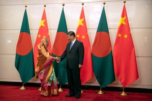 China Warns of 'Damage' to Bilateral Ties, if Bangladesh Joins Quad Initiatives