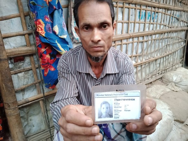 Rohingya Girl Stuck in India, as Bangladesh, Myanmar Won't Take her in