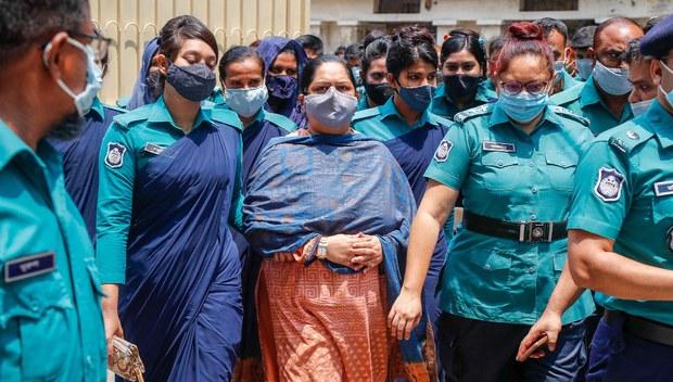 Hundreds Protest After Bangladesh Arrests Journalist under Official Secrets Act