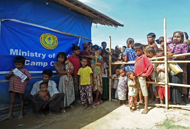 Rohingya Warily Welcome Myanmar Shadow Govt's Vow to Give Citizenship