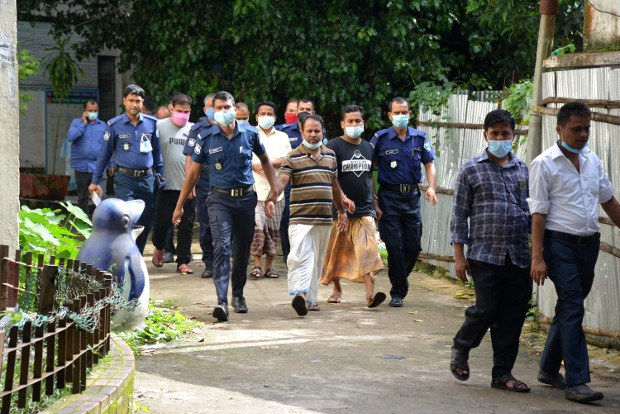 Bangladesh Court Charges 12 Police Personnel in Shooting Death of Ex-Army Major