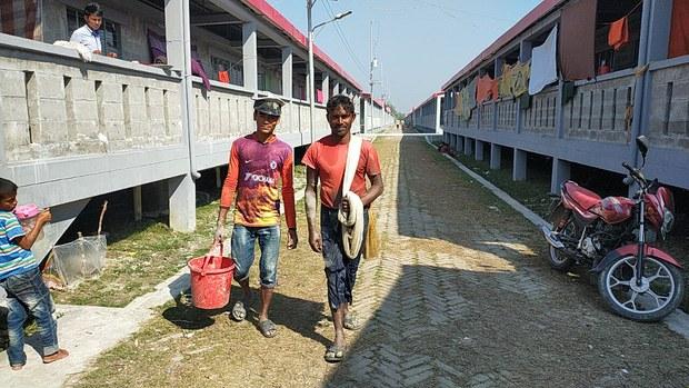 UN Urges Bangladesh to Move Rohingya to Bay of Bengal Island Gradually