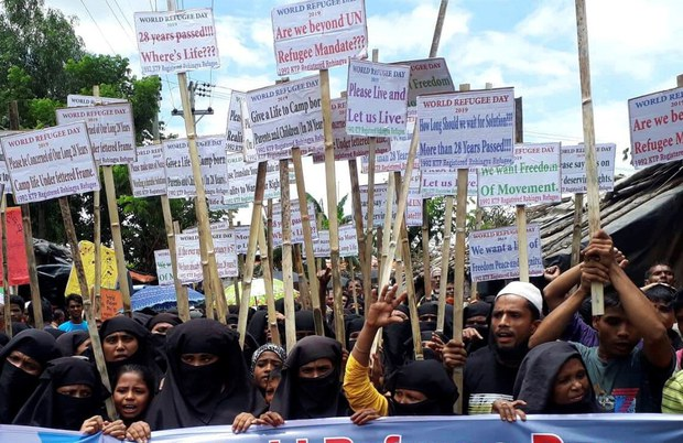 Bangladesh Urges New US Administration to Appoint Special Envoy on Rohingya