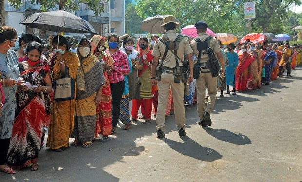 As West Bengal Vote Nears End, BJP Fights Criticism Over Mismanaged Pandemic