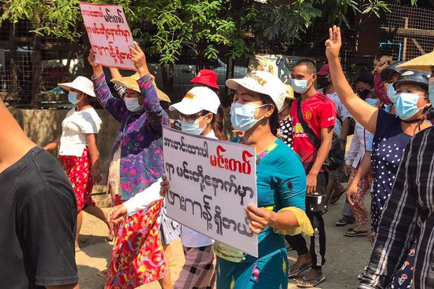 COVID-19 Kills 6 in 5 Days as Myanmar Wrestles With Chin State Outbreak