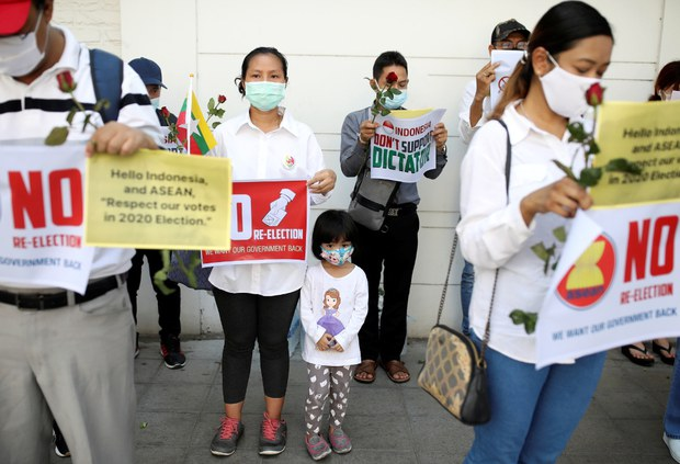 ASEAN Criticized for Not Taking Stronger Stand on Myanmar