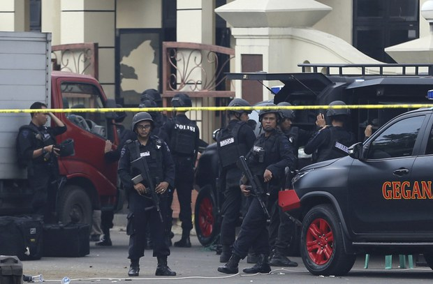 6 Indonesian Militants Sentenced to Death for Deadly 2018 Prison Riot