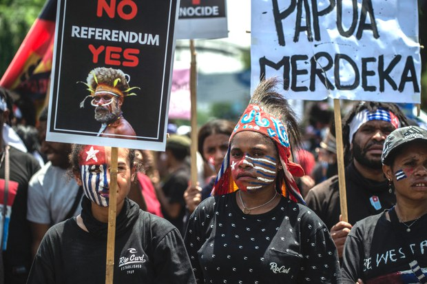 Indonesian Forces Arrest Papuan Rebel Who Escaped from Prison in 2016