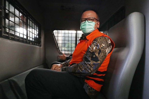 Indonesia: Ex-Fisheries Minister Sentenced to 5 Years on Bribery Charges