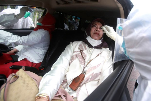 COVID-19: Indonesia Surpasses 2M Infections, Announces Restrictions