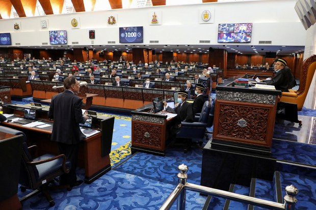 Malaysia's Suspended Parliament to Meet Next Week for First Time in '21