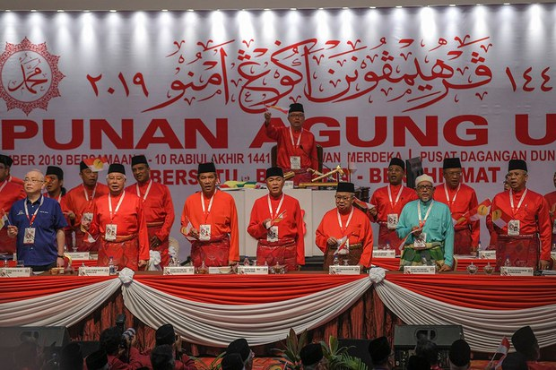 Tensions Rise Within Biggest Party in Malaysia's Ruling Coalition Over Snap Polls