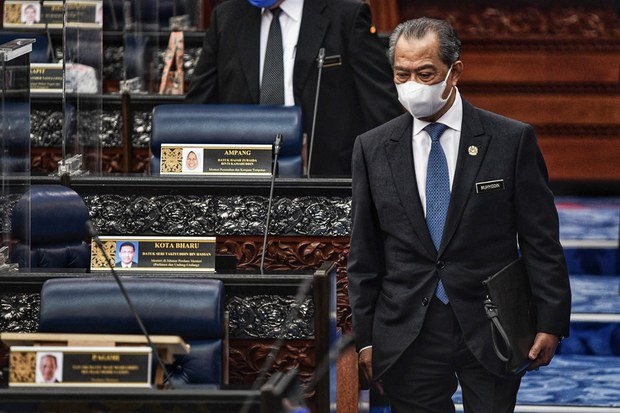 Malaysia: UMNO MPs Pull Support for Muhyiddin's Govt