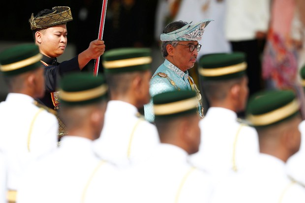 Malaysia's King Again Urges Reopening of Parliament