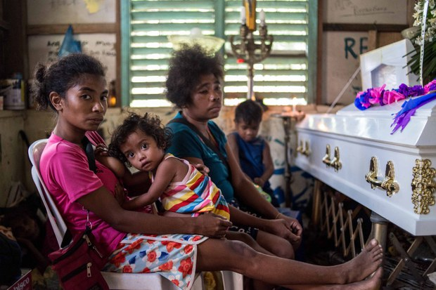 Philippines: Dumagat Tribal Members Bury 2 Killed in Police Raids