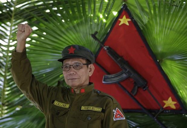 Philippines Condemns Landmine Attacks by Communist Rebels