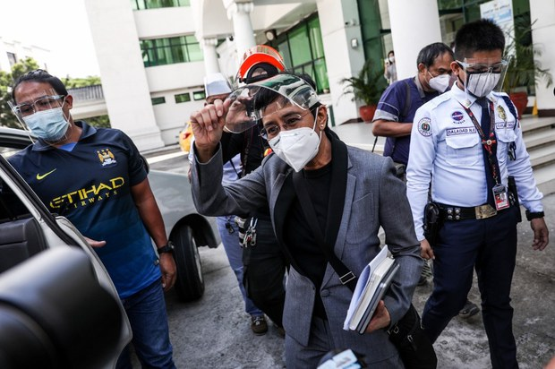 Philippine Court Drops another Libel Case against Rappler Editor Maria Ressa