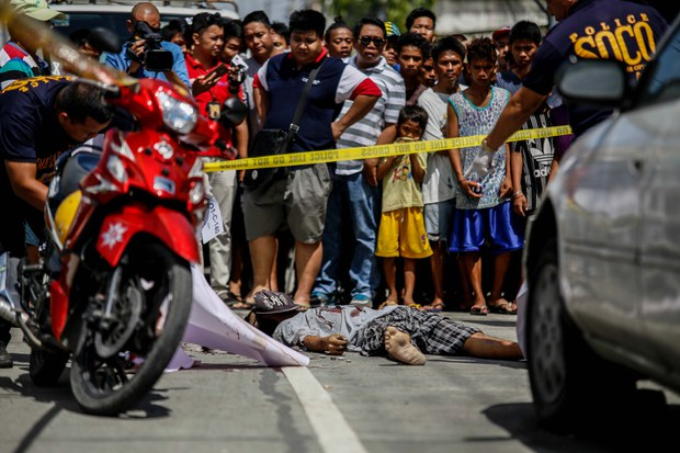 ICC: Reason to Believe 'Crimes against Humanity' Committed in Philippine Drug War