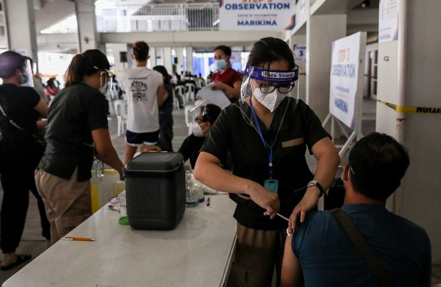 Philippines Adds Week to COVID-19 Lockdown in Manila, Nearby Areas
