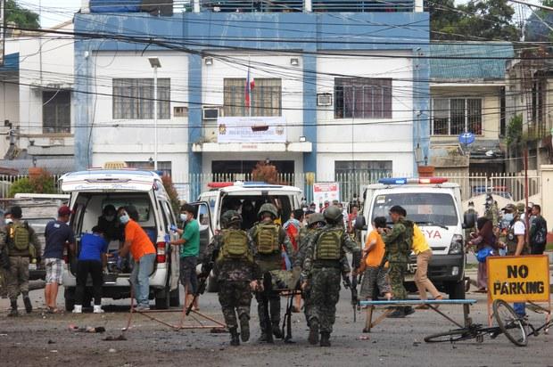 Philippines Military Reports Killing 3 Abu Sayyaf Suspects