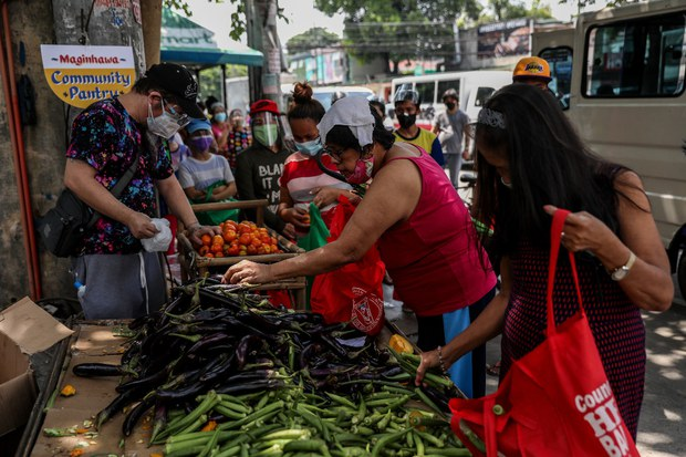 Philippines: Organizer Closes Community Pantry amid Accusations of Communist Links