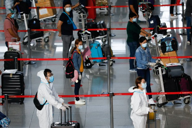 Philippines Expands Ban on Foreign Visitors to Ward off New Coronavirus Strains