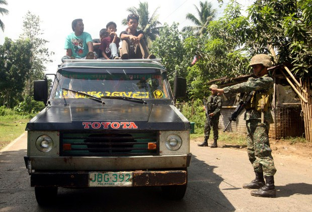 39 Islamic State-Linked Abu Sayyaf Militants Surrender in the Philippines