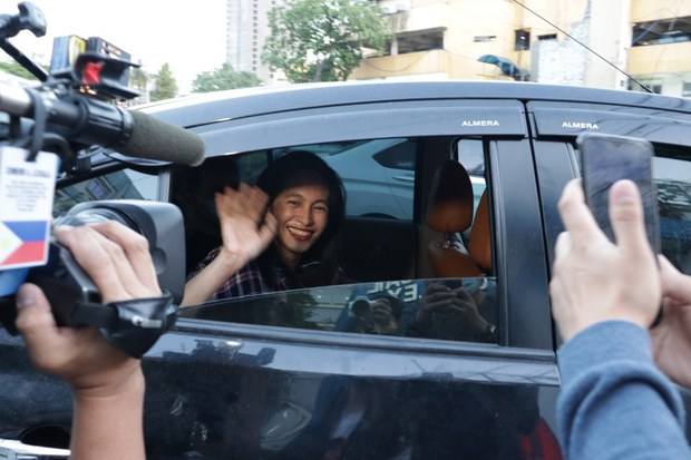 Journalist Freed from Jail in Philippines