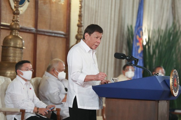 Philippines: Duterte Agrees to Run for VP in '22 Polls, Party Says