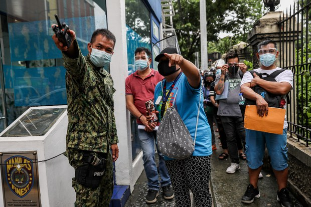 Philippines to Impose Stricter Lockdown in Metro Manila to Stem Delta-strain Infections