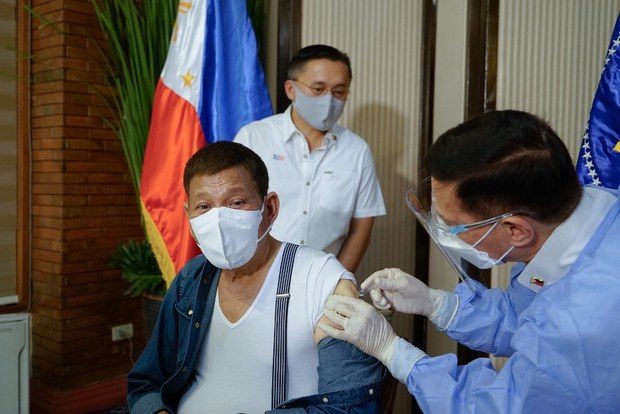 Philippines: Duterte Apologizes for Getting Unauthorized Vaccine, Sends Doses Back to China