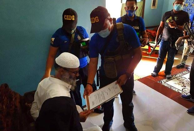 Philippines Arrests Saudi Man Suspected of Helping Bring in IS Militants