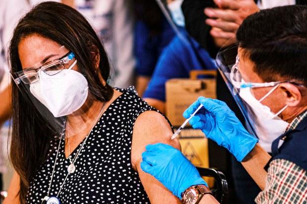 Philippines, Thailand Begin COVID-19 Vaccine Rollouts