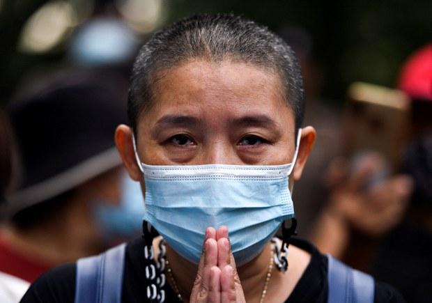 Thai Pro-Democracy Activist on Hunger Strike Hospitalized