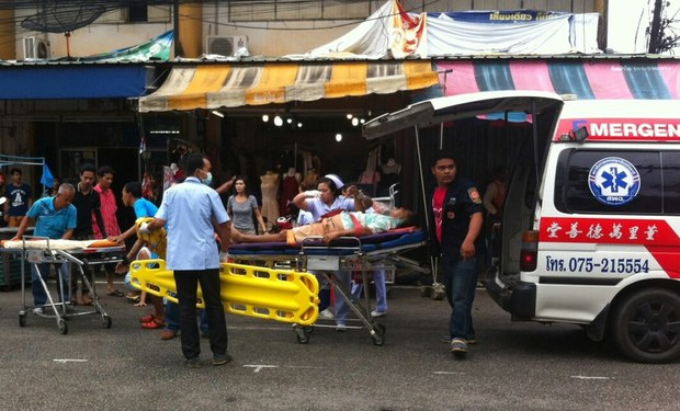 Five Years after Blasts in Southern Thailand, Few Have Faced Justice
