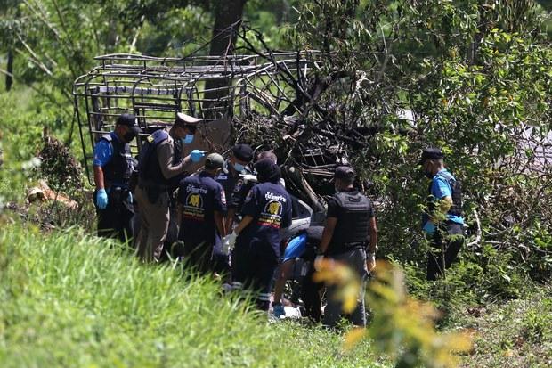 5 People Die in Spate of Violence in Thai Deep South