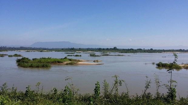 Laotian Plan to Build Another Big Mekong Dam Concerns Thais