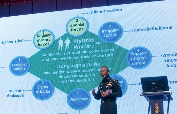 Thailand Launches Probe after Facebook Removes Accounts Linked to Military