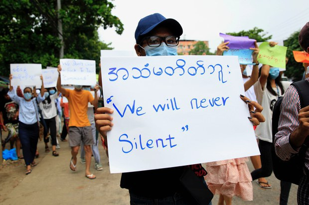 Myanmar Parallel Govt Rejects Talks with Junta before Political Prisoners are Freed