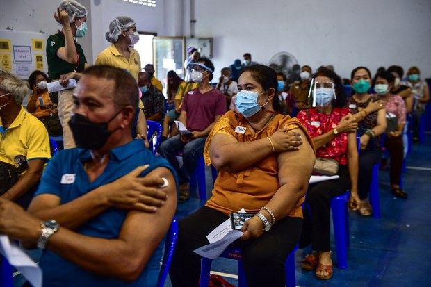 COVID-19: Thailand Begins Mass Vaccinations amid Rising Infections