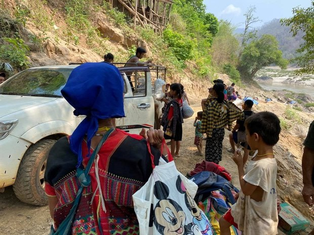 Thailand Evacuates Villagers from Border after Karen Rebels Attack Burmese Army Outpost