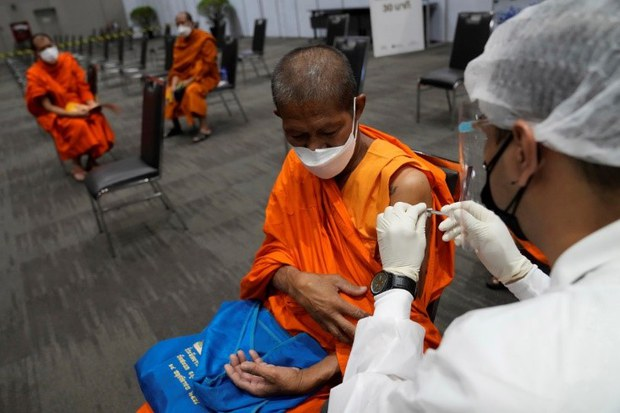 Thailand Breaks 1M Mark for COVID Infections