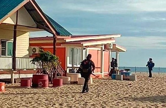 Thai Security Forces Kill 2 Suspected Southern Insurgents at Beach Resort