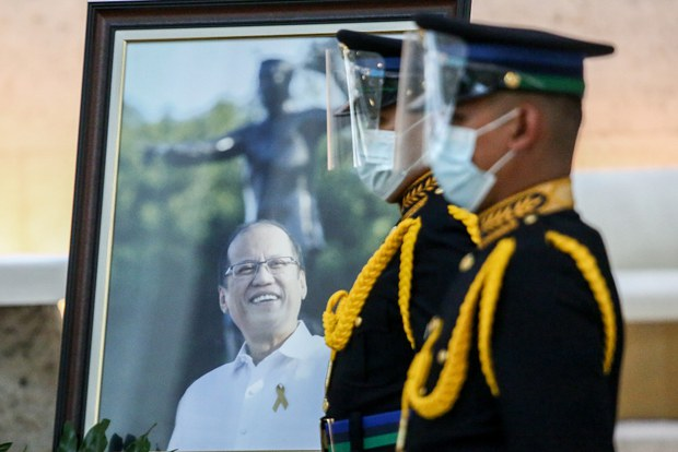 Filipinos Bid Farewell to Ex-President Benigno Aquino III (1960-2021)