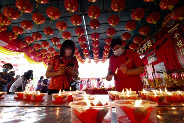 In COVID-19's Shadow, Southeast Asians Ring in Year of the Ox