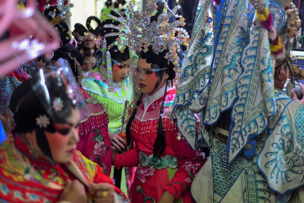 Thailand: Chinese Operas Adapt to COVID-19 Protocols